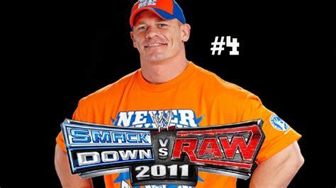 smackdown vs 2011 challenge matches smackdown vs 2011 psp cena rtwm week 4
