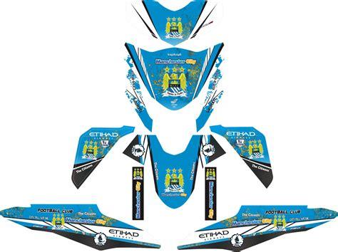Terbaru Sticker Striping Motor Stiker Honda Beat Fi Ac Mila gambar modif stiker motor beat otomotif