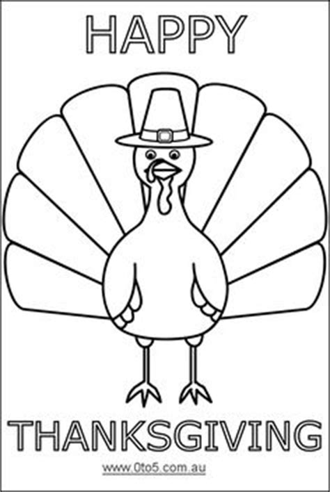 large printable turkey template turkey coloring page a4 free pinteres