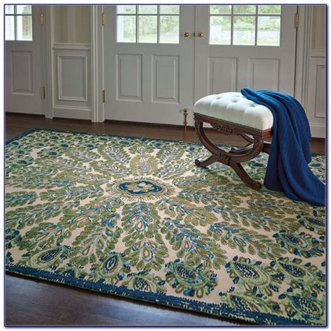 Peacock Blue Area Rug Rugs Home Decorating Ideas Peacock Blue Area Rug