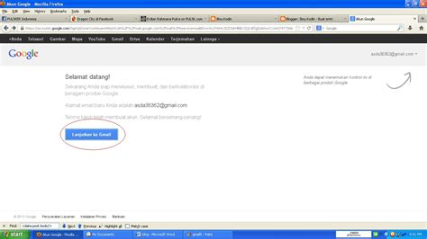 membuat gmail masuk cara membuat email di gmail diandiki blogspot
