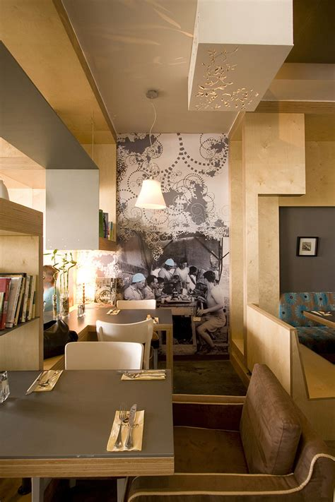 interior design cafe project gallery of theodore cafe bistro so architecture 4