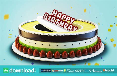 birthday template after effects free download happy birthday 5968421 free after effects project