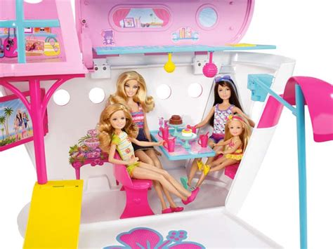 barbie boat movie barbie sisters cruise ship toys games