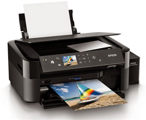 Printer Epson Yang Bisa Print Scan Copy jual printer epson l850 print scan copy photo 6 color jagoan printer