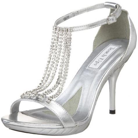 silver sandal high heels silver high heel prom sandals