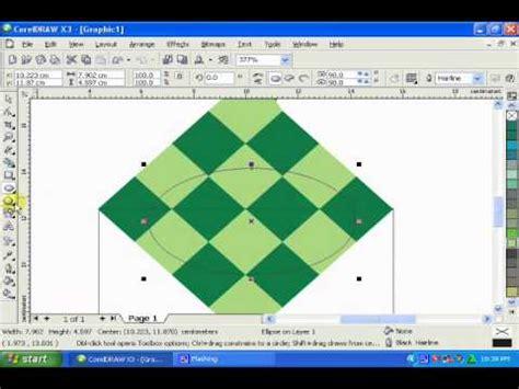 cara membuat kartu ucapan idul fitri online tutorial coreldraw ketupat idul fitri youtube
