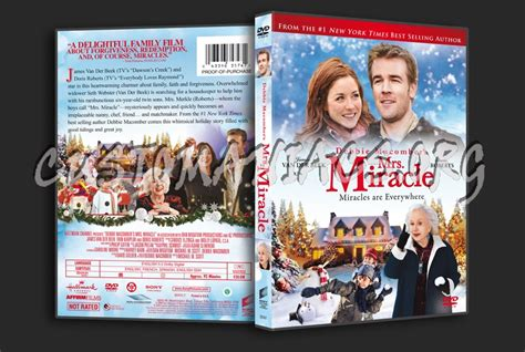 Mrs Miracle Free Mrs Miracle Dvd Cover Dvd Covers Labels By Customaniacs Id 115499 Free Highres