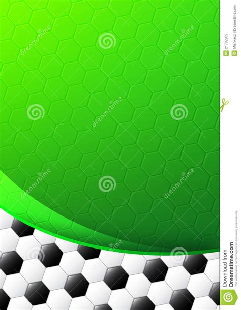 Soccer Template Design Royalty Free Stock Photo Image 21792905 Soccer Design Template