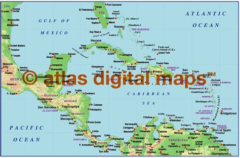 caribbean sea map quotes about the caribbean sea quotesgram