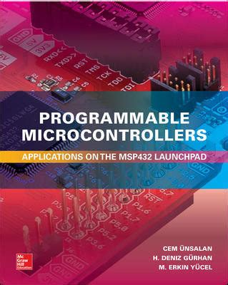 programmable microcontrollers applications on the msp432