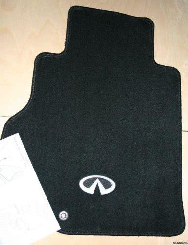 Infiniti Floor Mats M35 by 2006 To 2010 Infiniti M35 M45 Carpet Floor Mats Factory Oem Replacement Black Desertcart