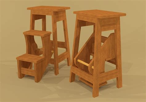 Flip Out Step Stool by 1000 Images About Ladders On Library Ladder