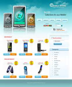ecommerce template website in minute e commerce website