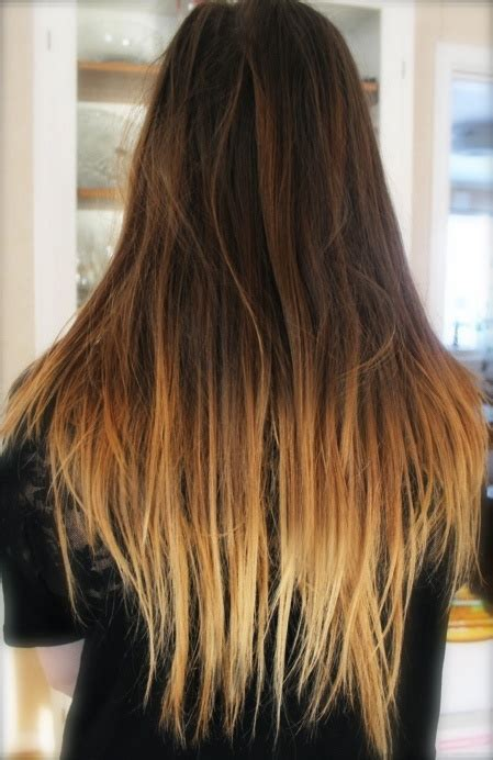 how long does ombre last long ombre hair hair pinterest ombre my hair and hair