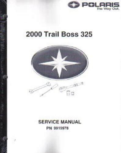 haynes service repair manual m2302 polaris trail boss 2000 polaris trail boss 325 atv service manual