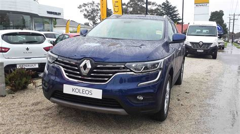 renault koleos 2016 interior renault koleos 2016 in depth tour interior exterior