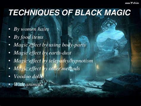 black magic black magic