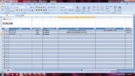 task manager spreadsheet template excel templates to do task manager