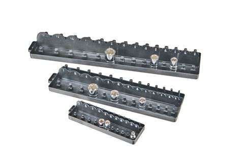 6 piece socket drawer organizers 3 pcs socket organizer tray tool box organizer choose sae