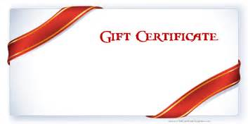 Printable gift certificate templates 101 gift certificate templates