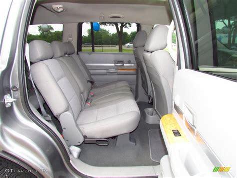 Chrysler Aspen Interior by Chrysler Aspen Interior Pictures To Pin On