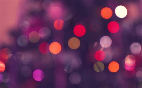 lights bokeh light effect texture wallpaper