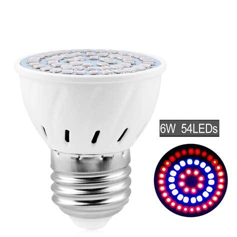 low heat light bulbs low heat e27 led grow light plant culturing l for