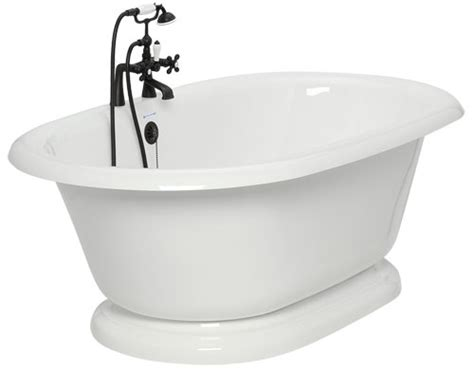bubble jet bathtub antique style pedestal base clawfoot tubs with bubble jet