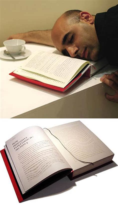How To Make A Book Pillow by Pillow Book Brings Back Memories Geekologie