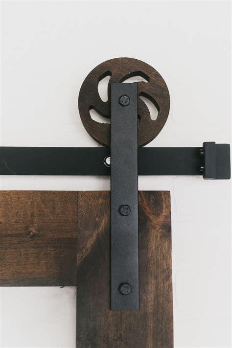 Hardware For Sliding Barn Doors Flat Track Upton Flat Track Hardware Barndoorhardware