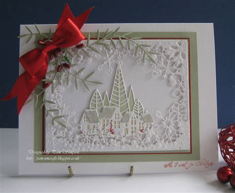 dies for card uk pamscrafts houses in a frame
