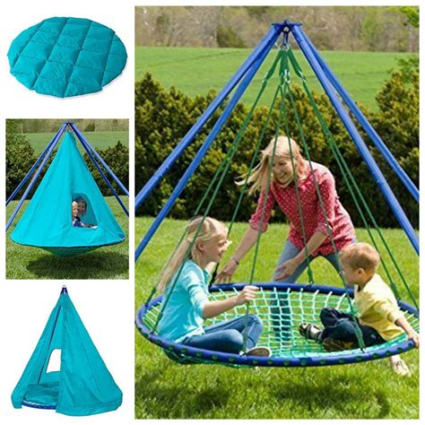 hanging tent spinning hanging teepee home design garden architecture magazine