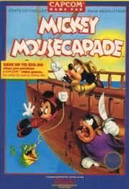 mickey mousecapade igncom