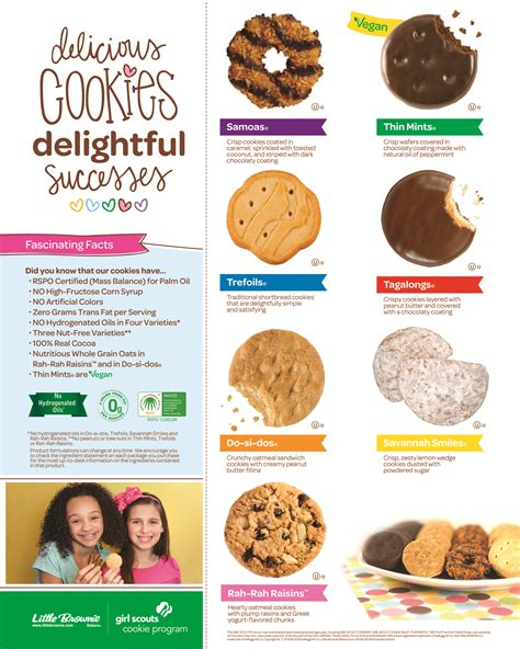 Girl Scout Cookie Flyer Template 2014 scout cookie dates 2014 free oasis dl co