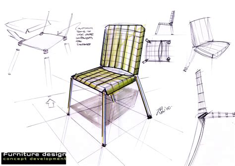 pattern development technical drawing product and furniture design by joshua hakman at coroflot com
