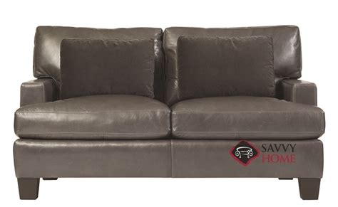 denton upholstery denton by bernhardt interiors leather loveseat by