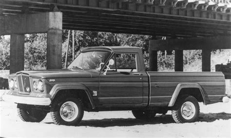 jeep gladiator 1963 jeep a brief history 187 autonxt