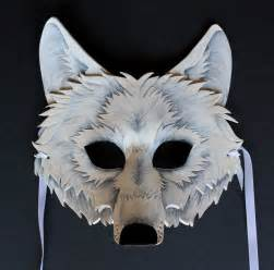 Wolf Mask Printable Wolf Mask Cake Ideas And Designs