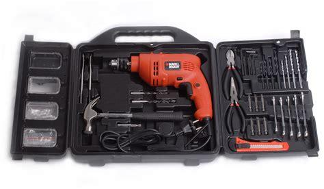 black decker india black decker krp12 kr power tool kit price in