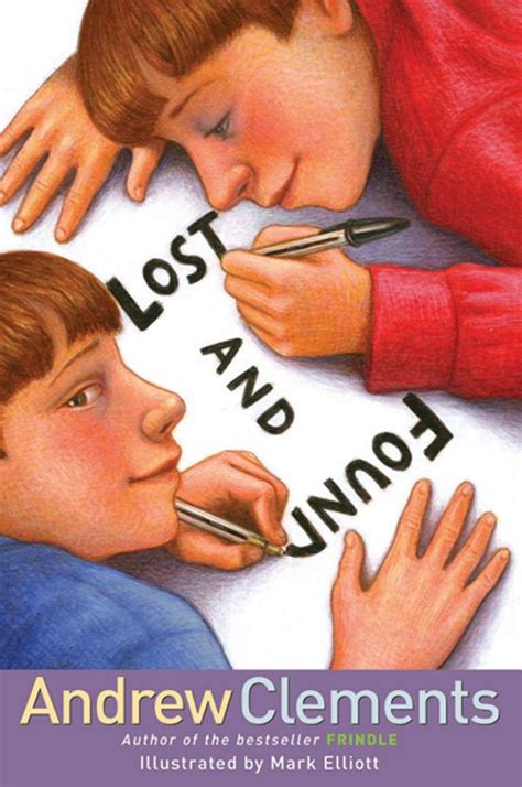 lost and found a novel junior library guild lost and found by andrew clements