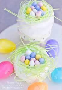 Easter egg nest cakes sweet c s designs