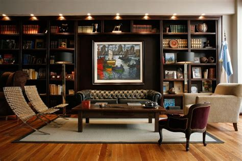 Living Room Bookcase Ideas | bookshelf lighting bookshelf ideas living room study
