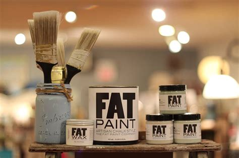 How to use fat paint front porch mercantile