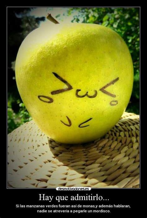 Squishy Monas manzana verde kawaii