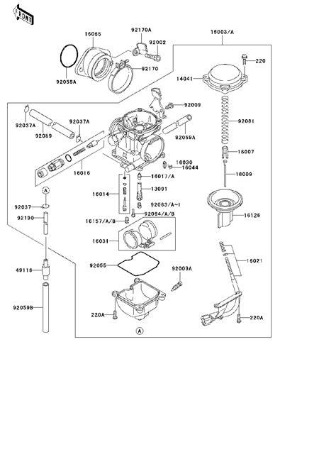 kawasaki klf300 bayou wiring diagram 4 x 4 wiring diagrams