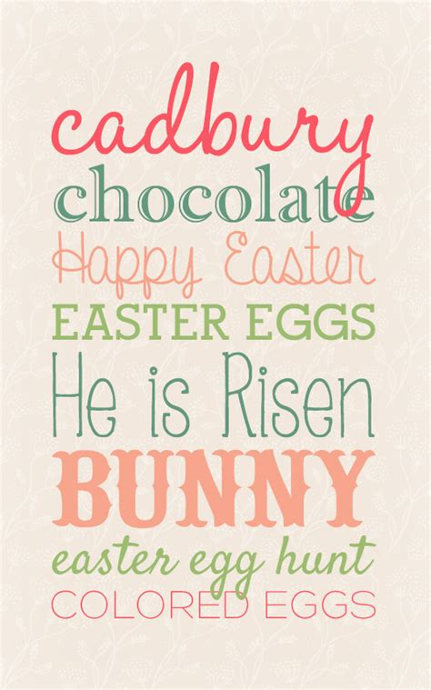 printable easter fonts inspird free scrapbooking fonts for easter