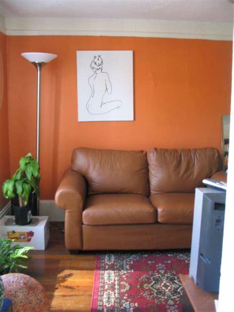 orange walls paint color is benjamin harvest moon my interior decoration