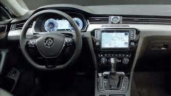 new 2015 volkswagen passat interior