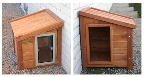 slanted roof dog house plans 15 dog houses that even dog owners cannot say no fallinpets